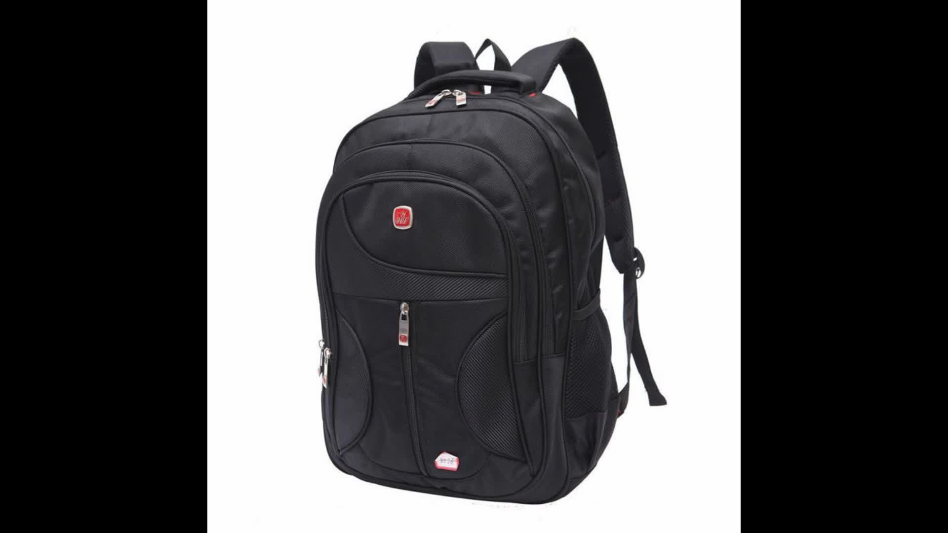 fashion backpack new arrival 30-40 L waterproof business nylon student backpack