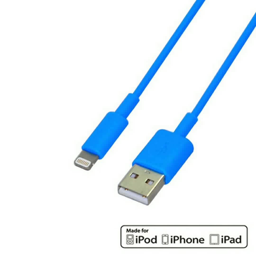 Trangjan MFi ได้รับการรับรองสาย USB สำหรับ iPhone 6 7 8 X lightning เดิม C48/C89 สำหรับ Apple IOS สายชาร์จโทรศัพท์