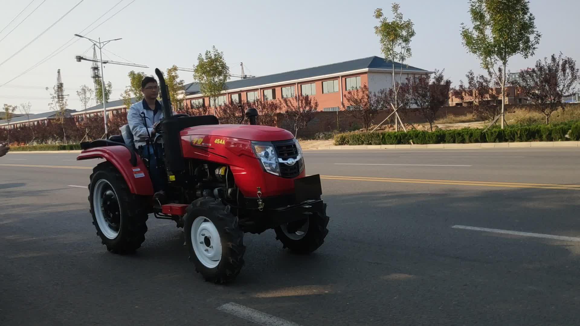 Nuova cina 1gn gravi 3- punti motozappa, presa di forza posteriore per 4 ruote di trattori agricoli