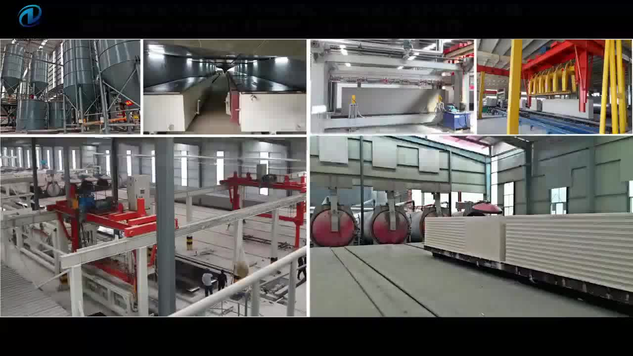 Supply Sand Fly Ash Aac Block Plant Factory Quotes - OEM