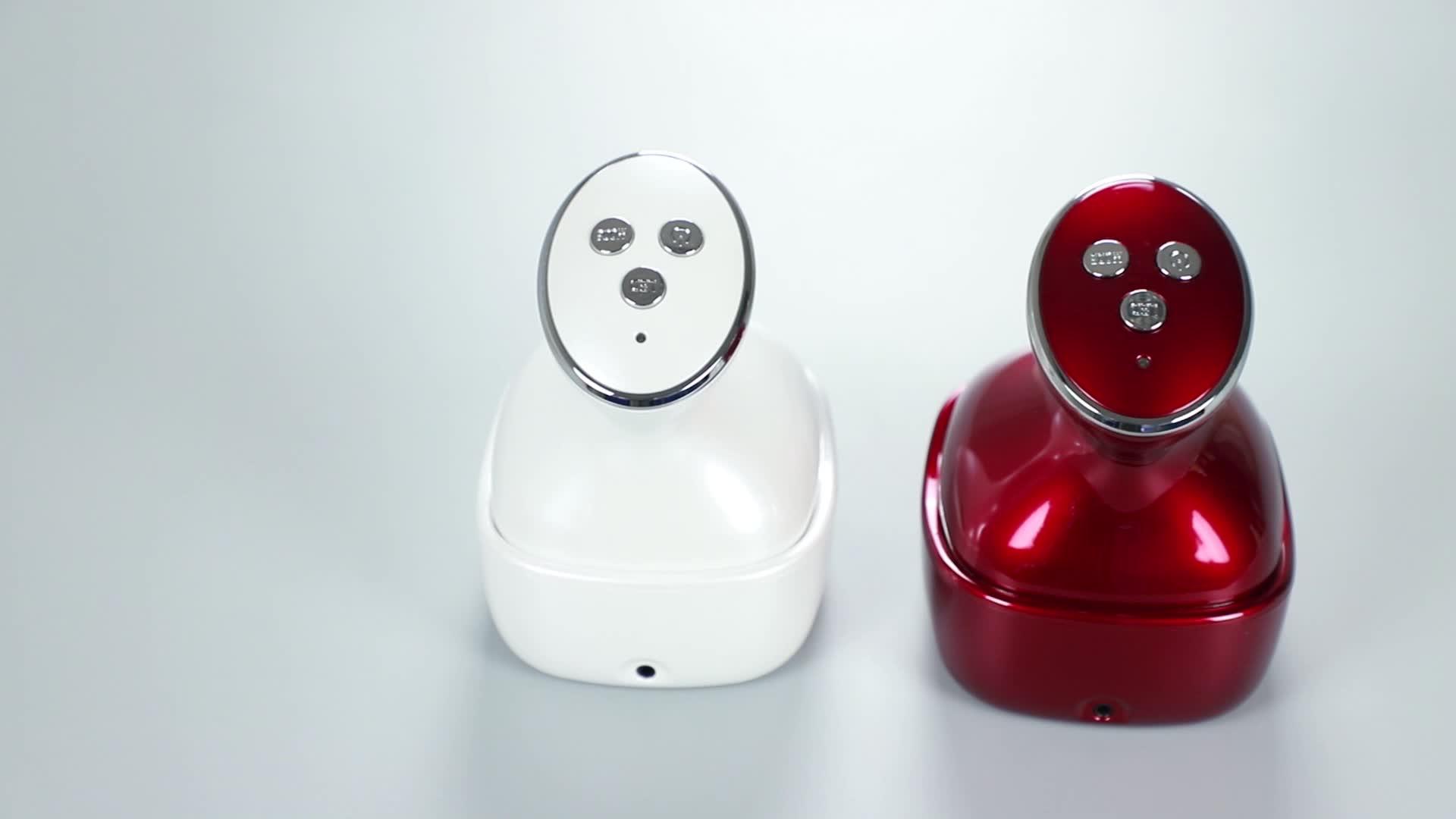 มินิไฟฟ้าหนังศีรษะนวดหัวนวดหัวอุปกรณ์ Massager Vibrator