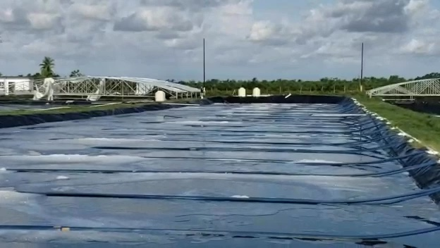 good price 1.5mm HDPE geomembrane for fish farm liner