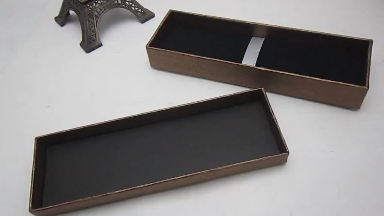 OEM paper box packaging for business pen