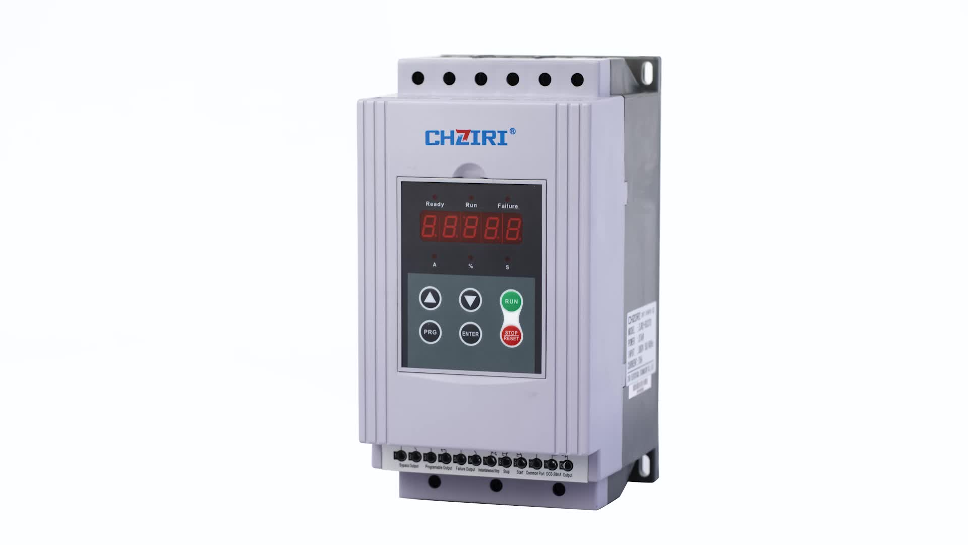 3 Phase Induction Motor Water Pump Soft Starter 7 5kw