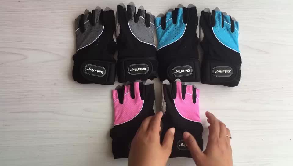 Factory Direct Price Fitness Workout  Gym Gloves Sports Women