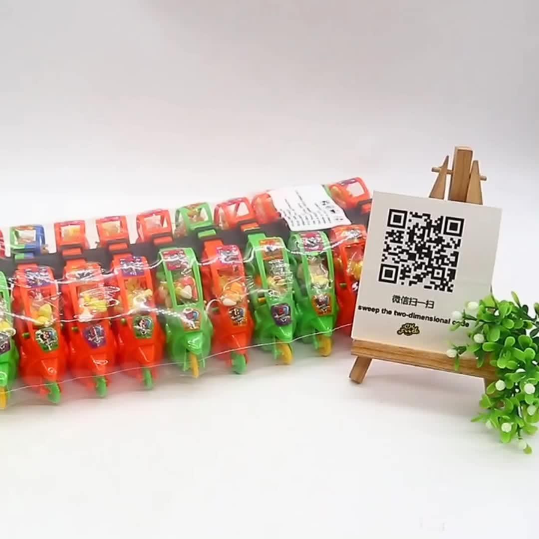 Min MOQ Günstige Kunststoff Motorrad Spielzeug Für Kinder Spielzeug Candy Shantou