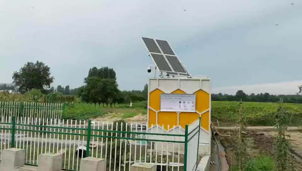 蜂源壹号系列—纯太阳能一体化污水处理设备解决出水水质差难题