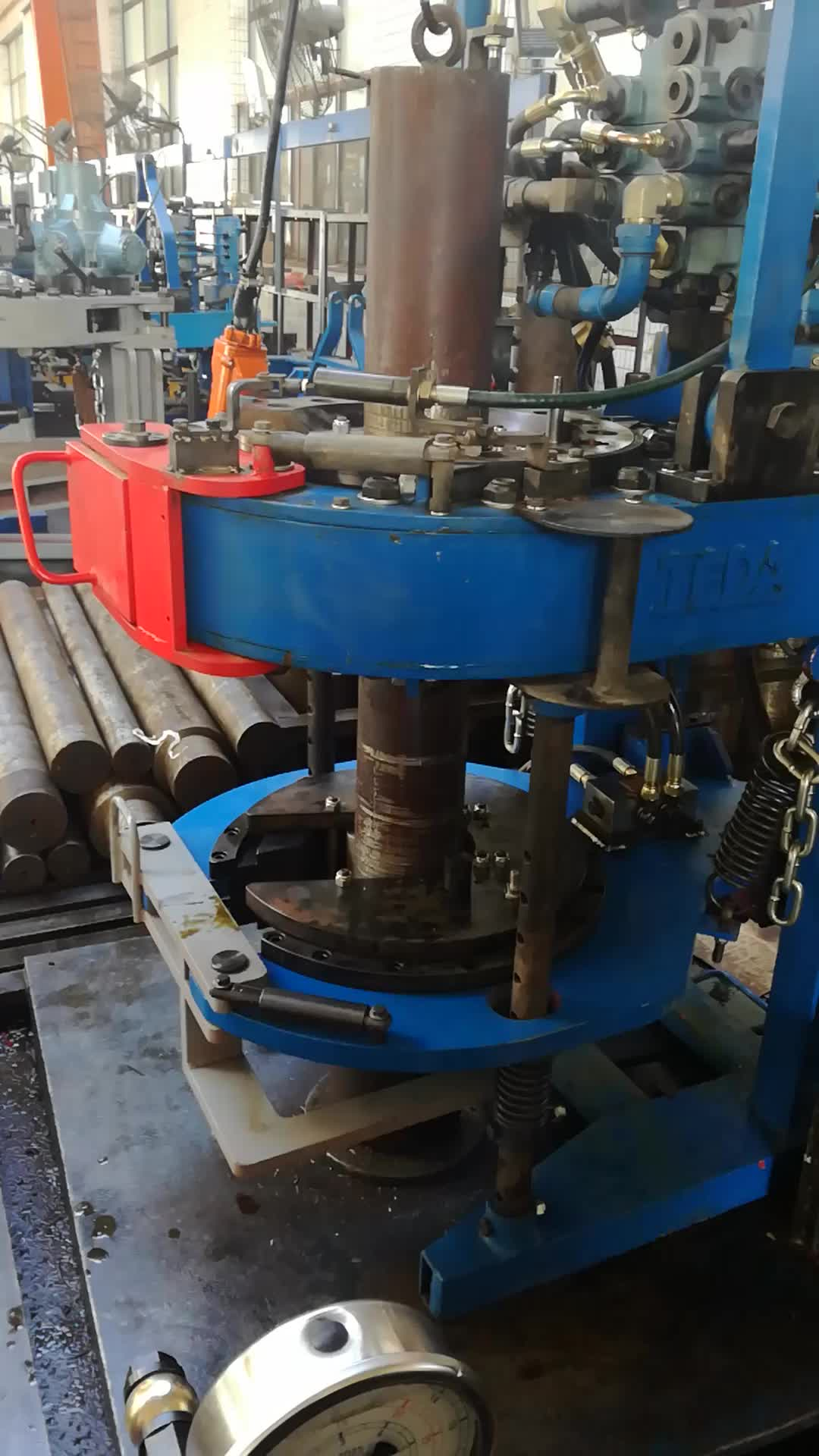 """API 7K Model KHT13625 hydraulic casing power tong/hydraulic power tong for the catching size from 2 3/8"""" to 13 5/8"""""""