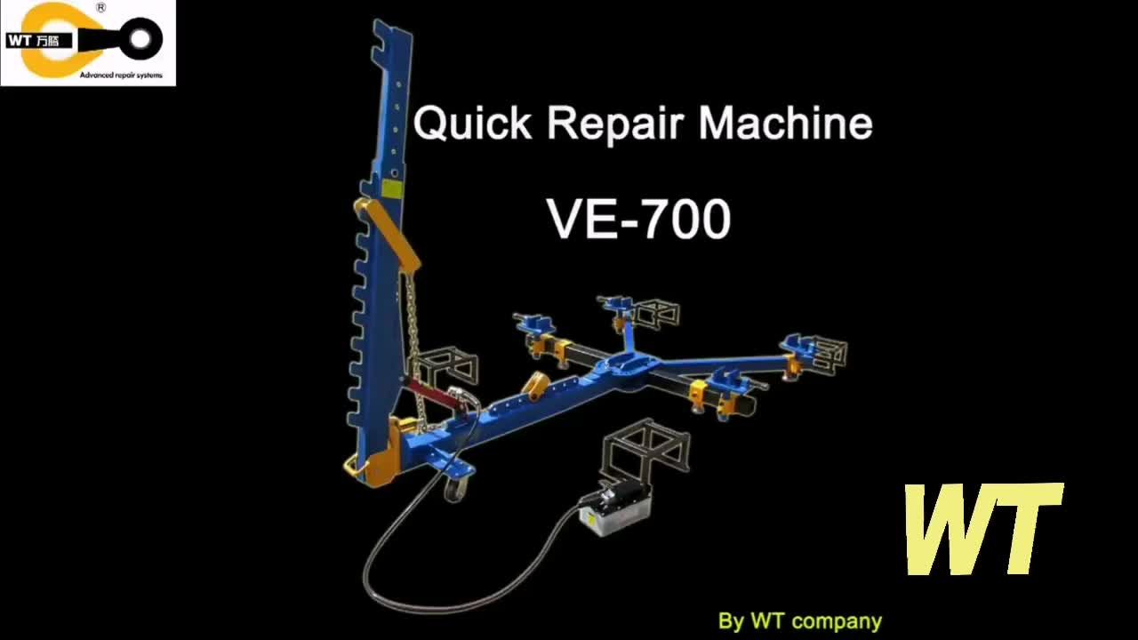 Portable Auto Body repair equipment/car accident collision  Frame Machine for sale with cheap price