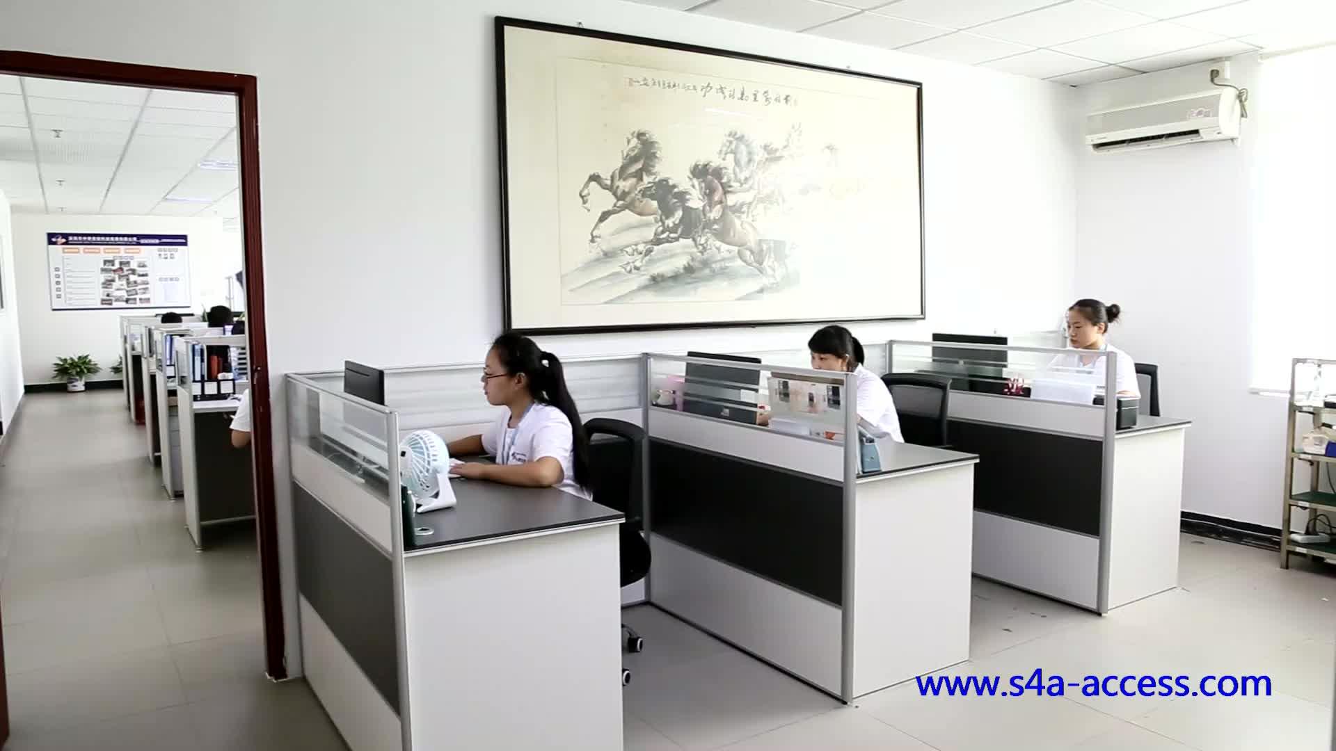 Antichoc de Tour de Garde Systèmes avec 1.8 pouces ÉCRAN LCD