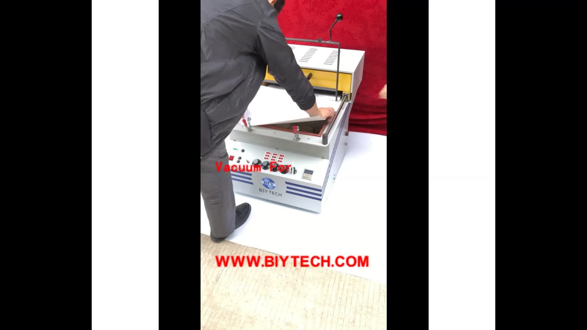 kleine Kunststoff-Vakuumformmaschine zum Verkauf