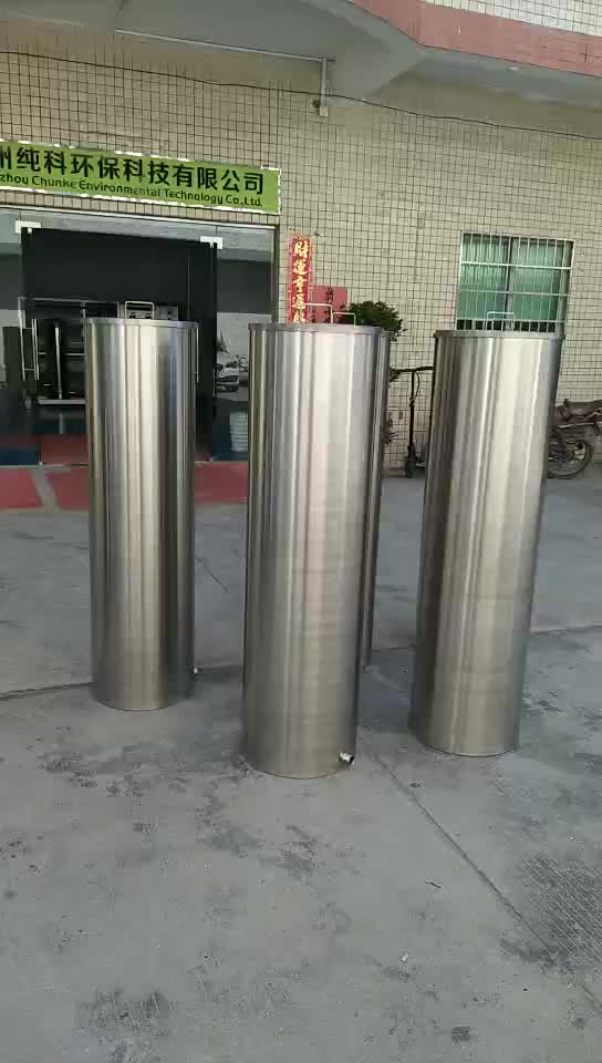 Filter stainless steel 304/316 with three legs can be customized models factory direct sales