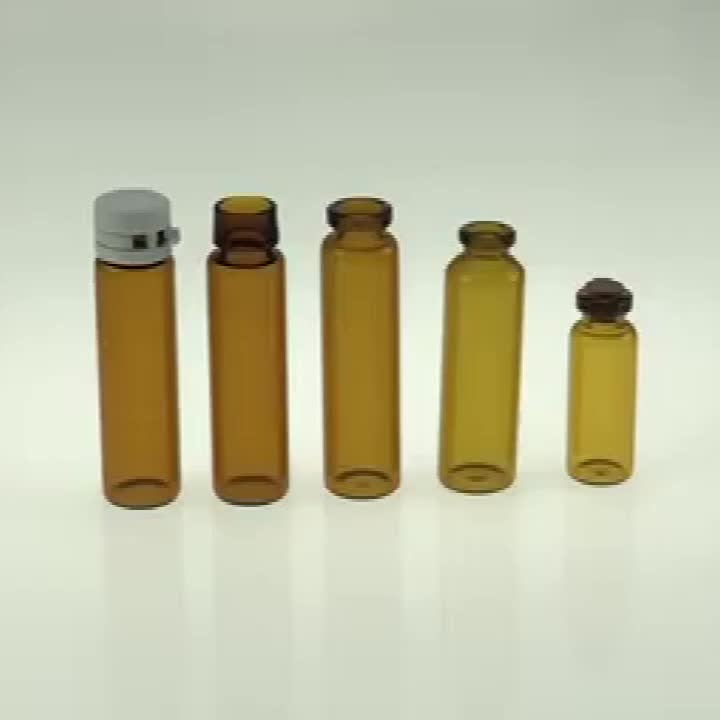 Factory price 10ml oral liquid bottle with plastic cover