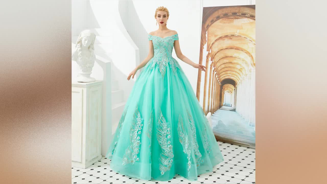 Vestidos De Quinceaera Long Prom Dresses 2021 Evening Party Gowns Sexy Prom Gowns Prom Woman Dresses L32335-A