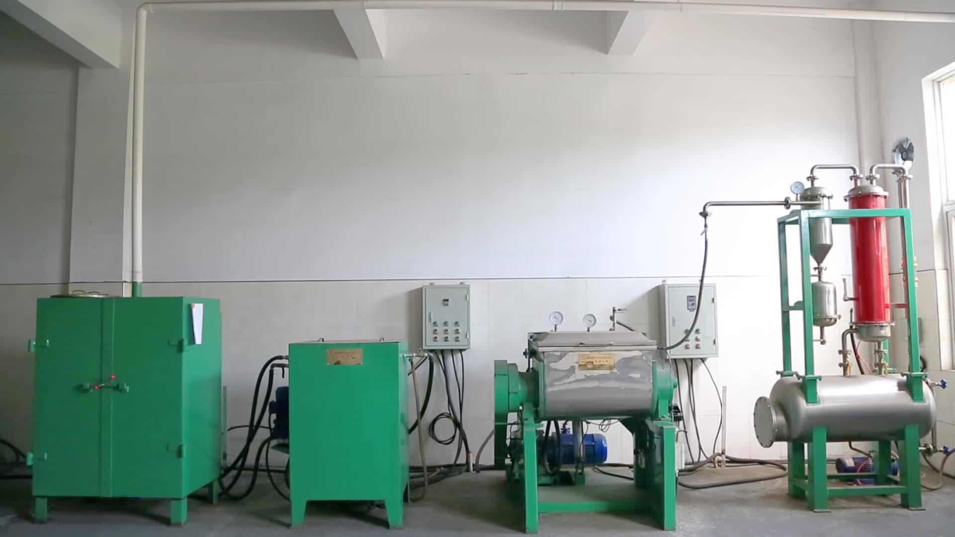 Elmas Takı Araçları Yapımı Tungsten Karbür Örs Sentetik Elmas Için Presleme Makinesi