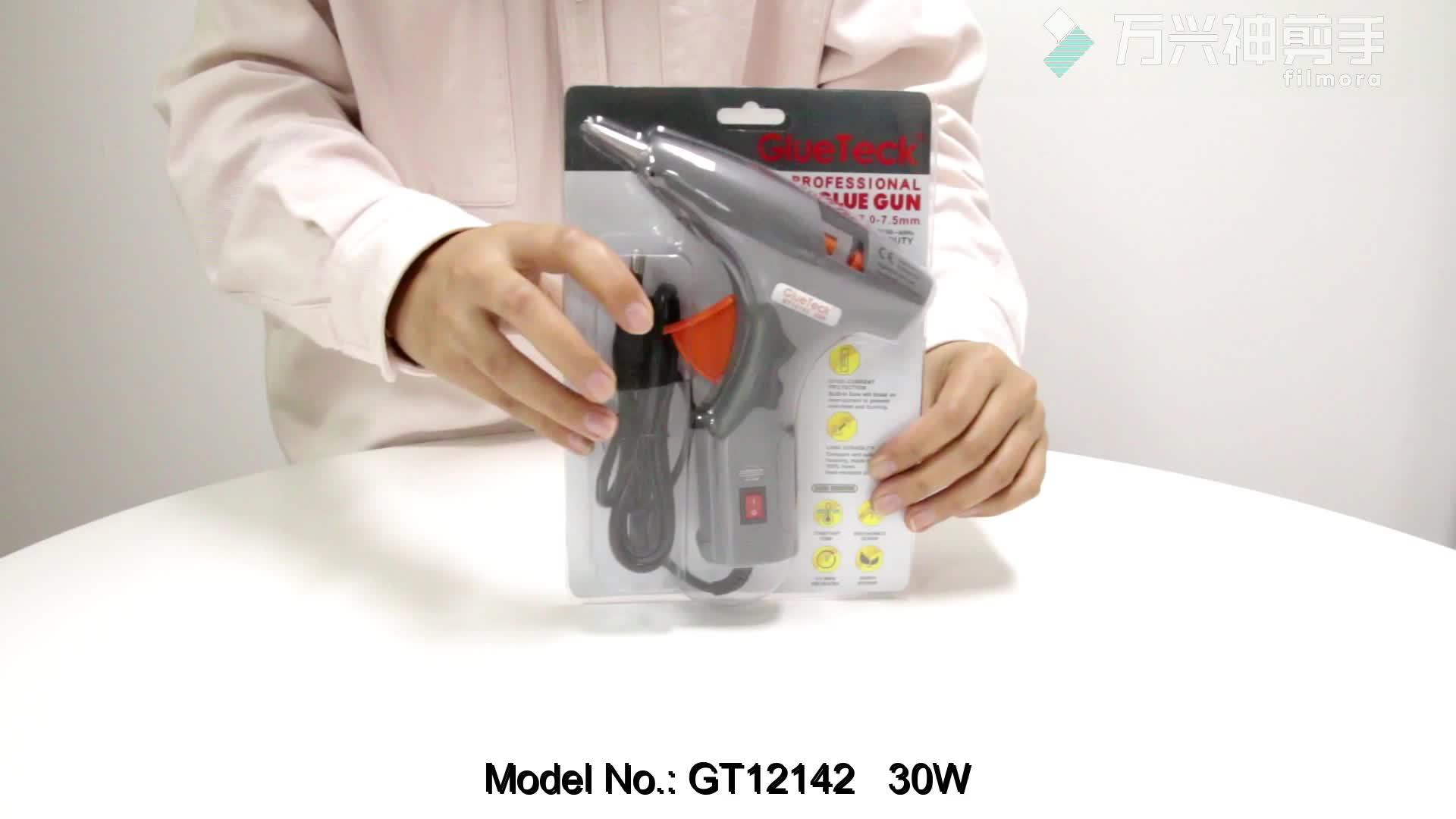 OEM / ODM Smart Sensitivity Auto - สวิตช์ไฟปืนกาวขนาดเล็กสำหรับผู้หญิงและเด็ก