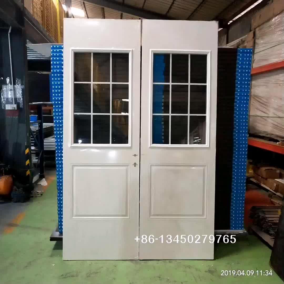 Internal Steel Door with Injection Foam