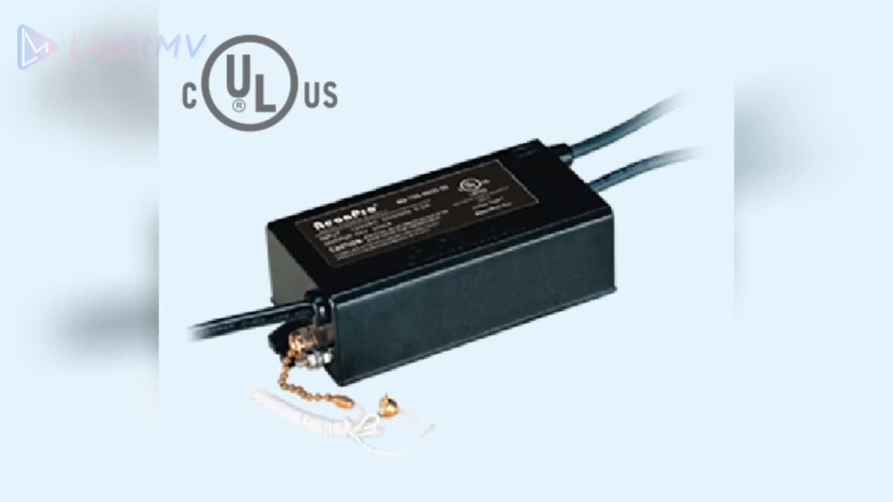 Neonpro UL Peredupan Smart 220 V-240 V 0.3A 4kv 8KV 10kv 15kv 30ma Neon Transformer dengan Rantai Tarik switch