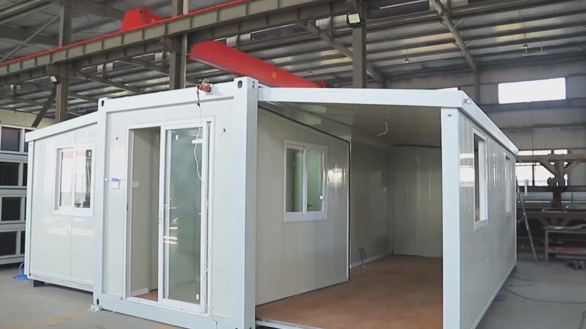 new design Expandable container house for living with CE, ISO, SAA certificated