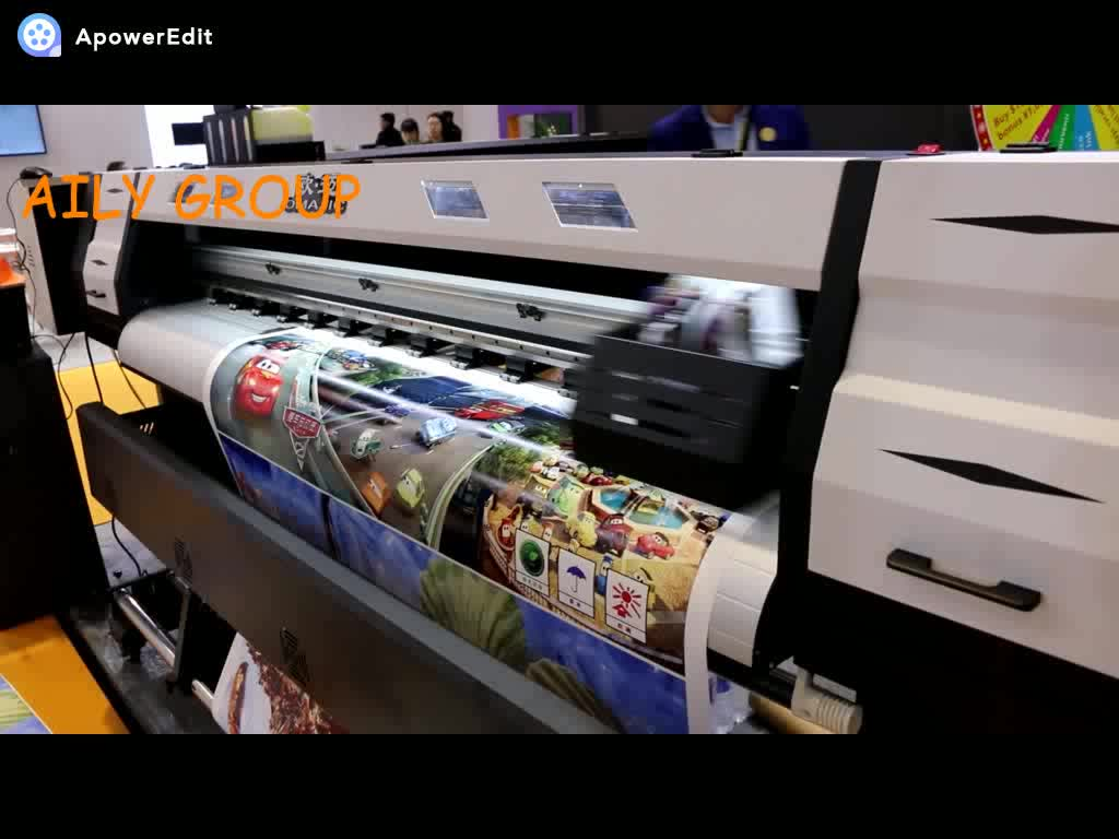 Small pvc vinyl dx5 printhead plotter eco-solvent price