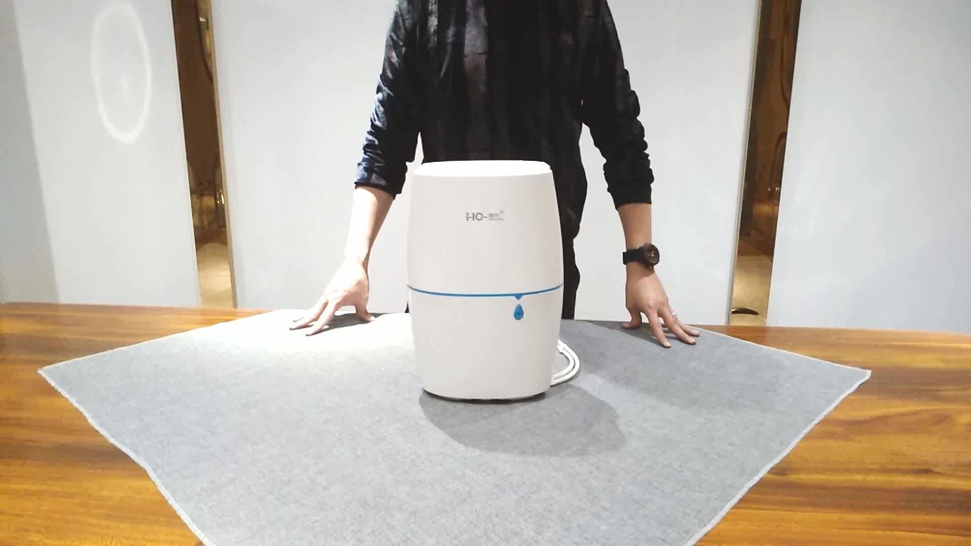 Yüksek kaliteli düşük fiyat ev su arıtıcısı 7 kat filtre içme suyu arıtma ev aletleri için