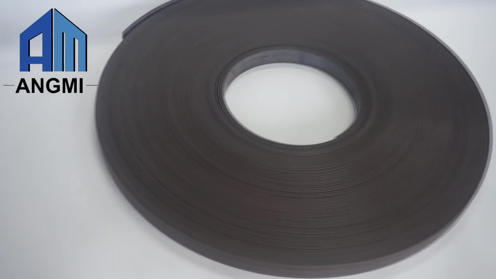 2mm kenar bantlama klasik tik renk bantlama kenar mobilya için PVC kenar bantlama düzeltici bant kabartmalı kaplama