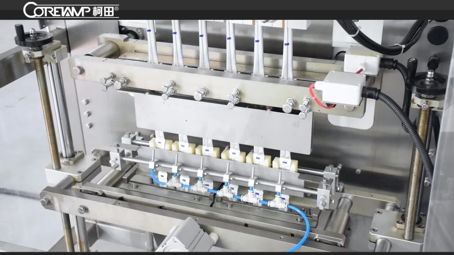 Haute qualité multi voies 3g 5g 7g bâton machine à emballer de sucre