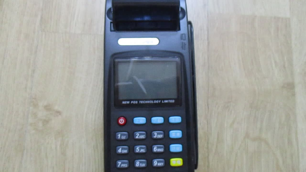 A large number of POS healthy POS terminals 8110 new 8110 8110 POS