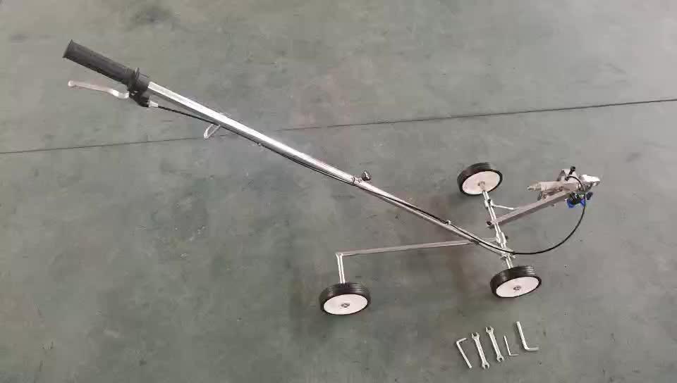 Ручная дорожная линия маркировочная машина linotype машина