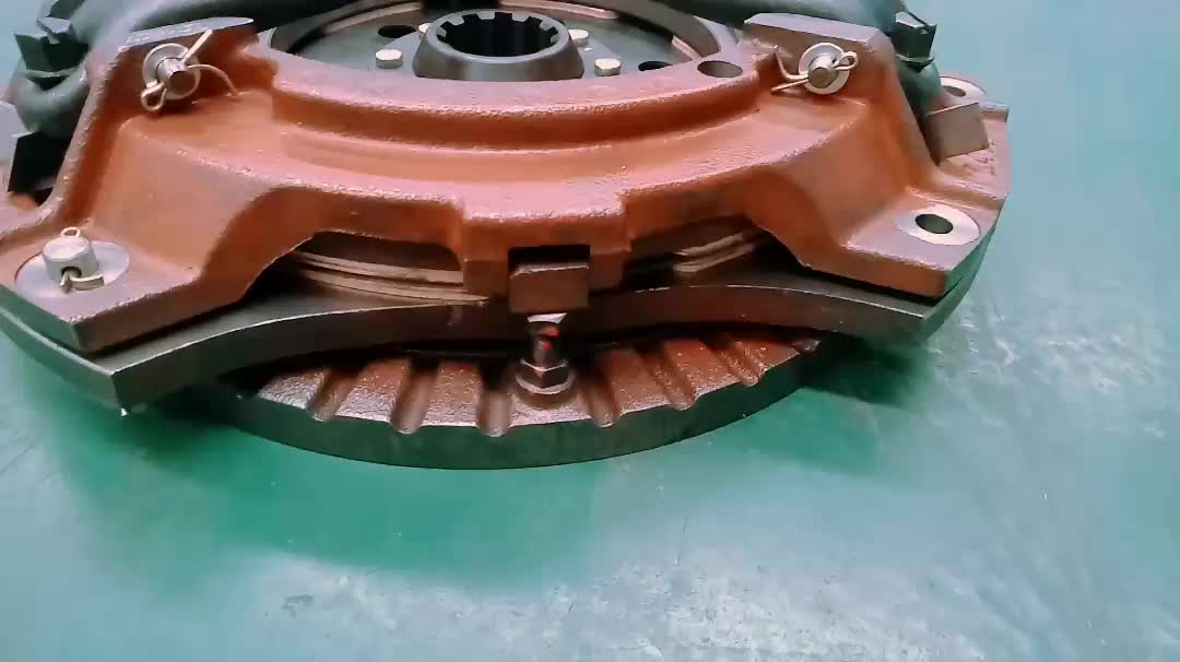 Heavy Duty Truck Clutch Cover/ Harvester Clutch Cover MTZ
