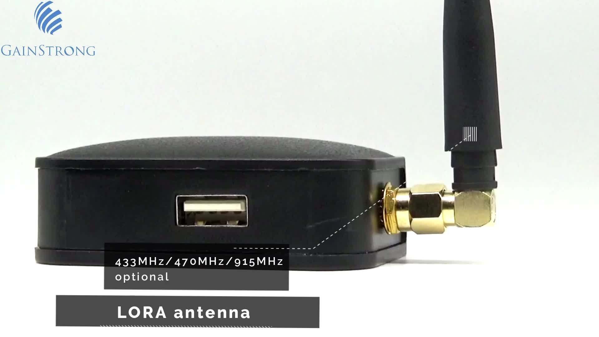 Newest 433mhz 80211 b/g/n 150Mbps 915mhz lora antenna