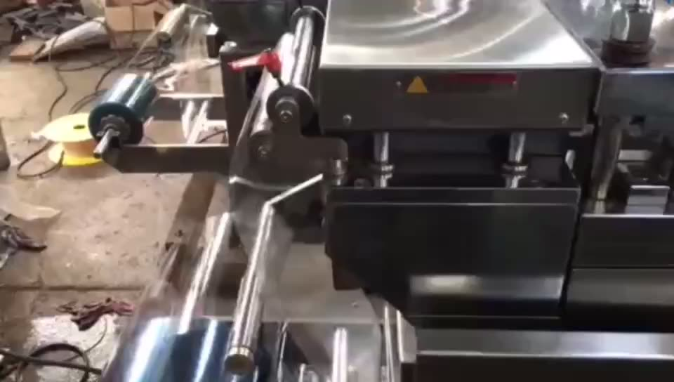 DPP-260 pharmaceutical Automatic blister packing machine/packaging machines