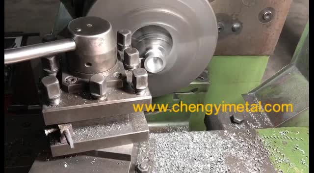 High temperature strength zirconium crucible of grade 702 705