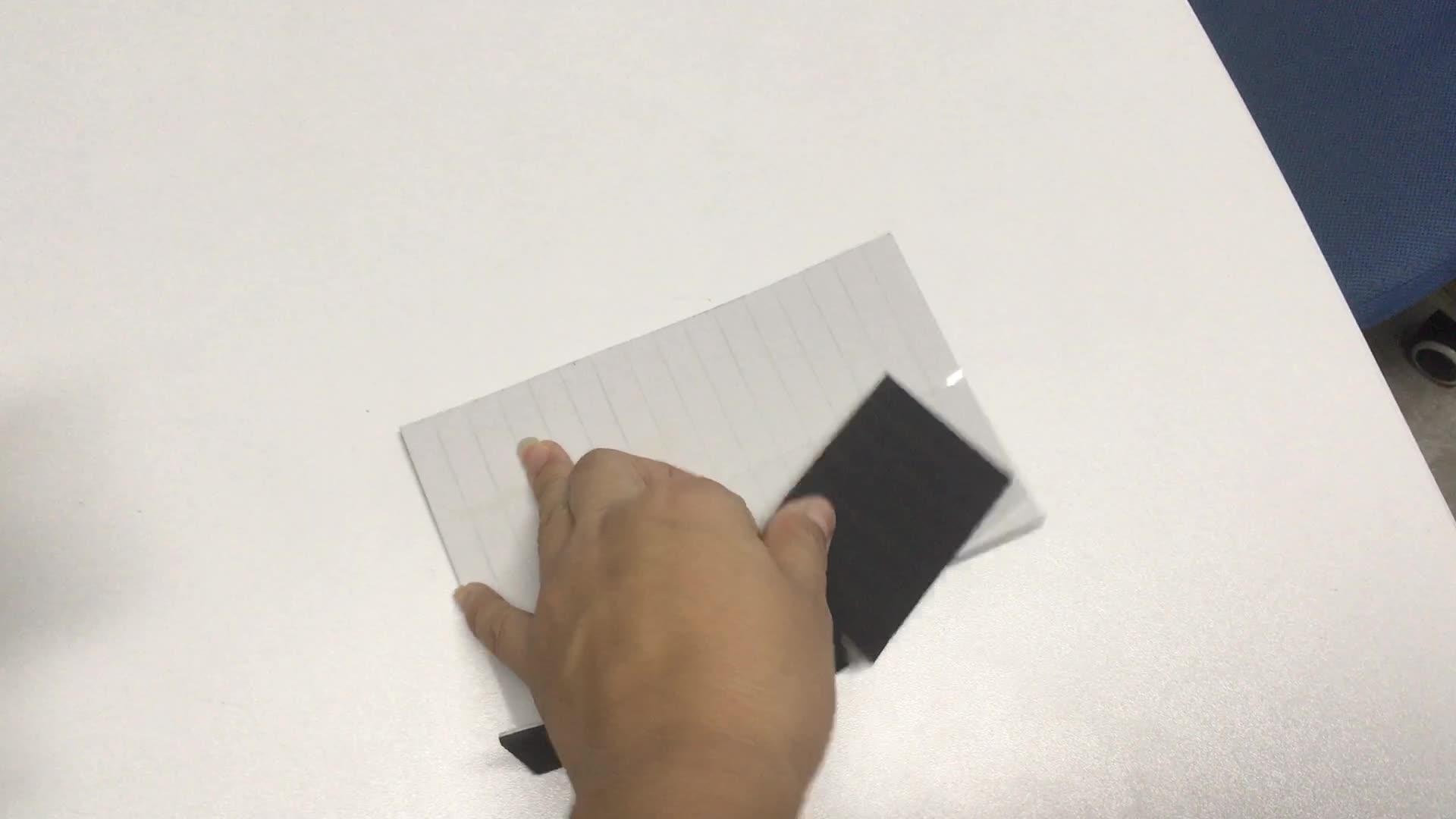 שחור eva רפידות להפריד זכוכית להגנה על