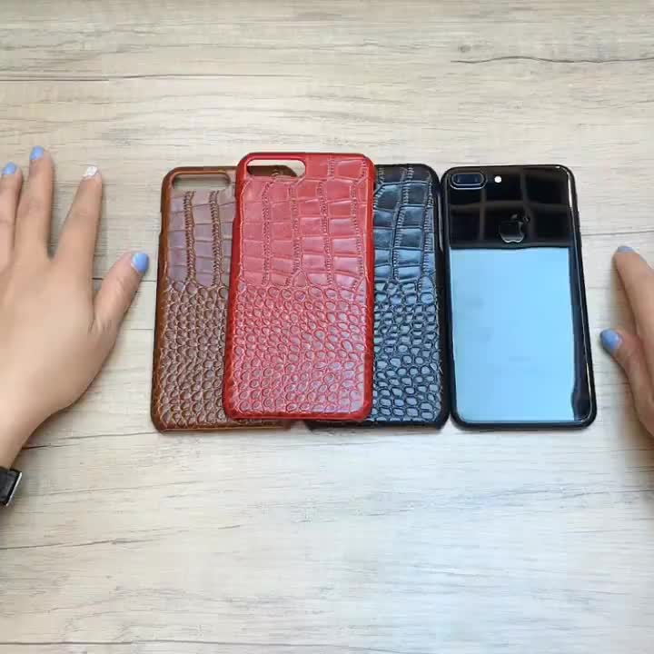 SIKAI Dropshipping Hand Made 100% Genuine Crocodile Leather Elegant Premium Mobile Phone Case Cover for iphone 11 pro max 2019