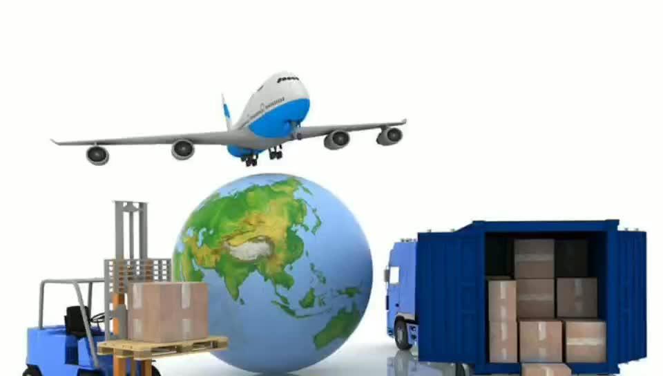Schnelle Logistik Air Express Versand Luftfracht nach Katar Bahrain Jemen Beirut Libanon von China Ningbo Königreich