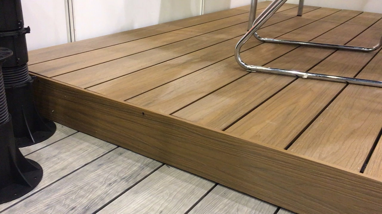 Canton Garden Flooring Patio Balcony Boundary Frost