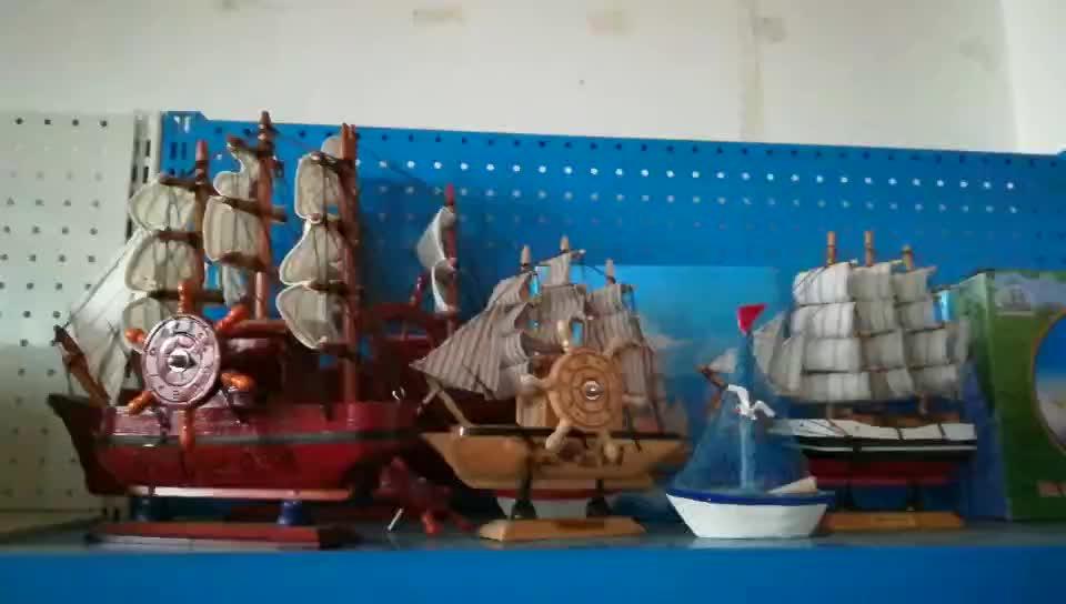 Promocional mini-personalizado fantasia modelo barco à vela