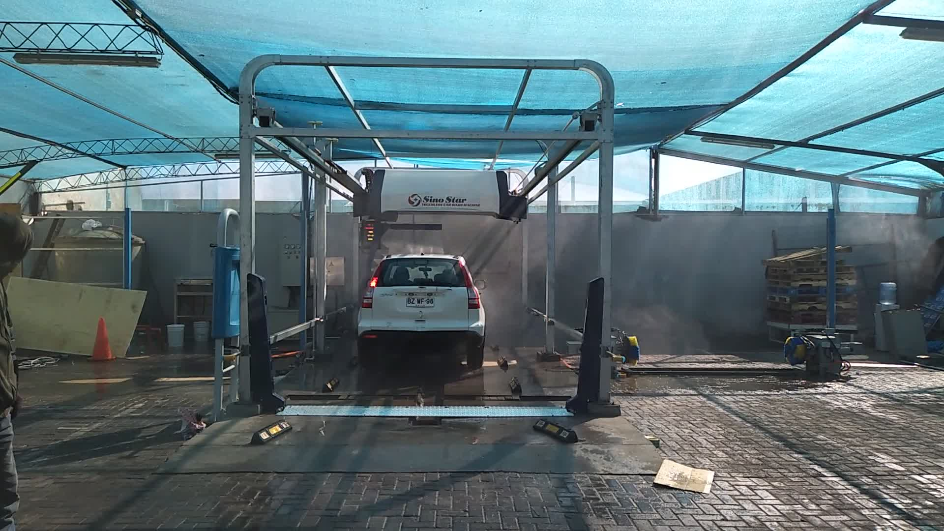 Lavado automatico de autos quickly washing touchless car wash equipment machine system fully automatic with cheap price S9