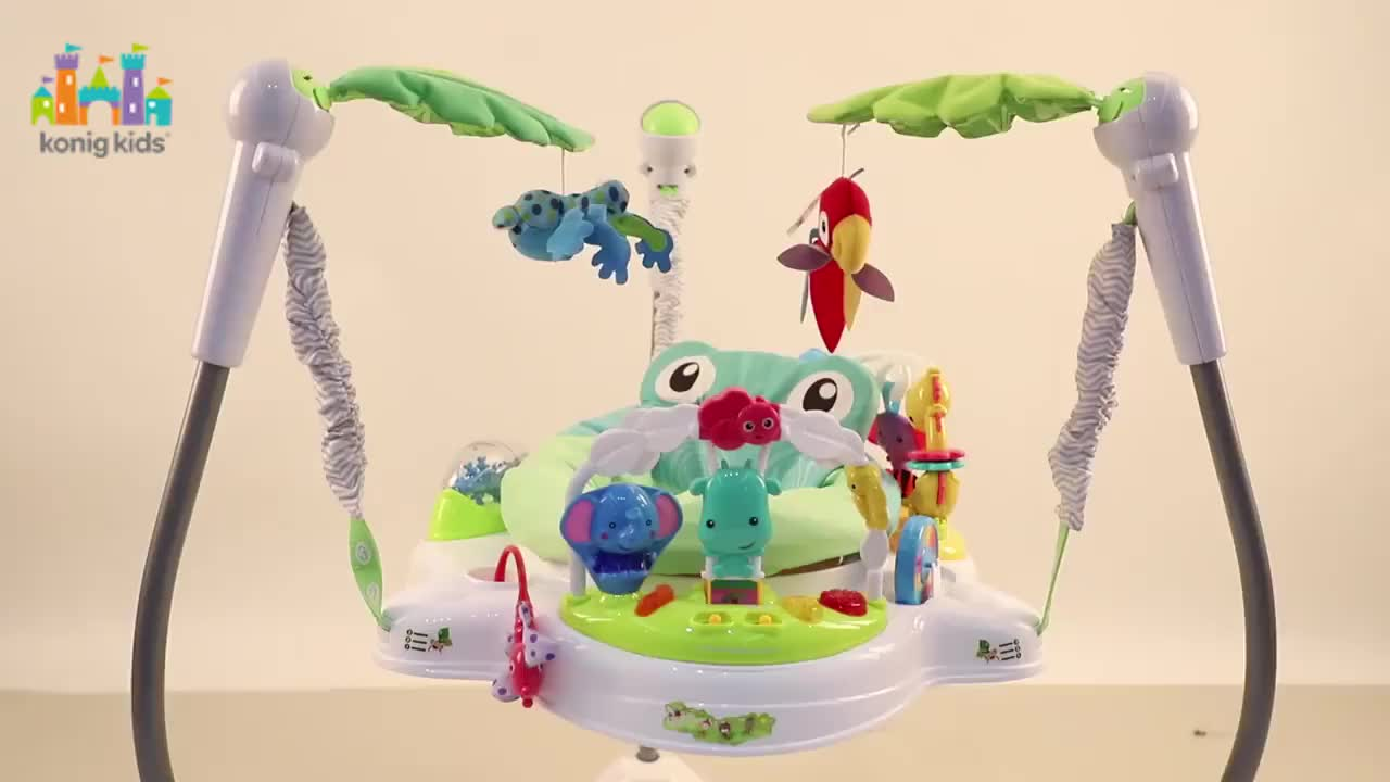 Jungle Baby Bounce Chair Baby Jumper Activity Center Amazon Friend Baby Jumper with music