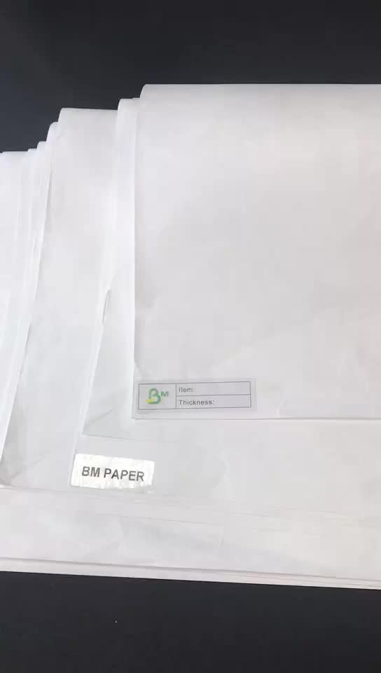 1070D 70gsm Anti water Tyvek Paper Fabric for Wristbands or Tyvek Bags