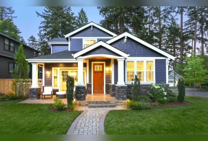 LGS каркасный комплект сборный дом, мобильный контейнерный дом с красивым дизайном