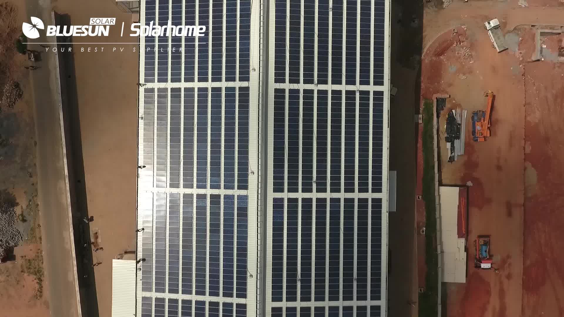 3KW Solar Battery Hybrid Grid Connect Inverters Solar System Price 3000W