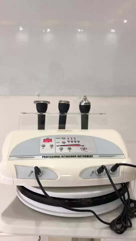 Au-8205 AURO Professional Ultrasonic Facial Massage Body Skin Tightening Ultrasound Machine for Wrinkle Removal