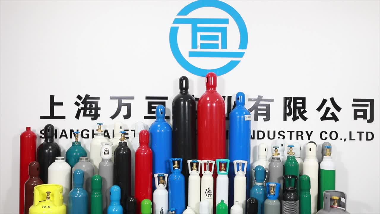 40L 30CrMo WP 150BAR Oxygen Gas Cylinder with EAC to Russia market