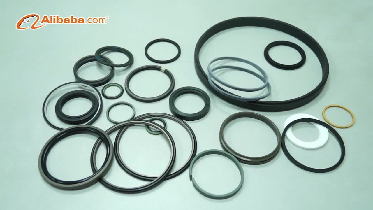JST seals low air rate and suitable for high pressure working environment piston seal