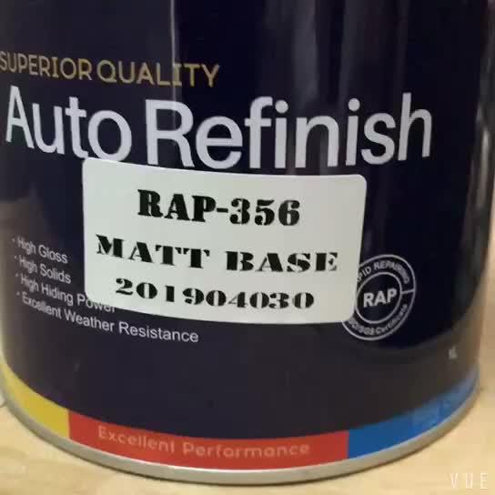 ดี matting ความสามารถ low gloss ครึ่ง matte agent ยานยนต์สีเมทัลลิคสีลดความสว่างสีฟิล์ม