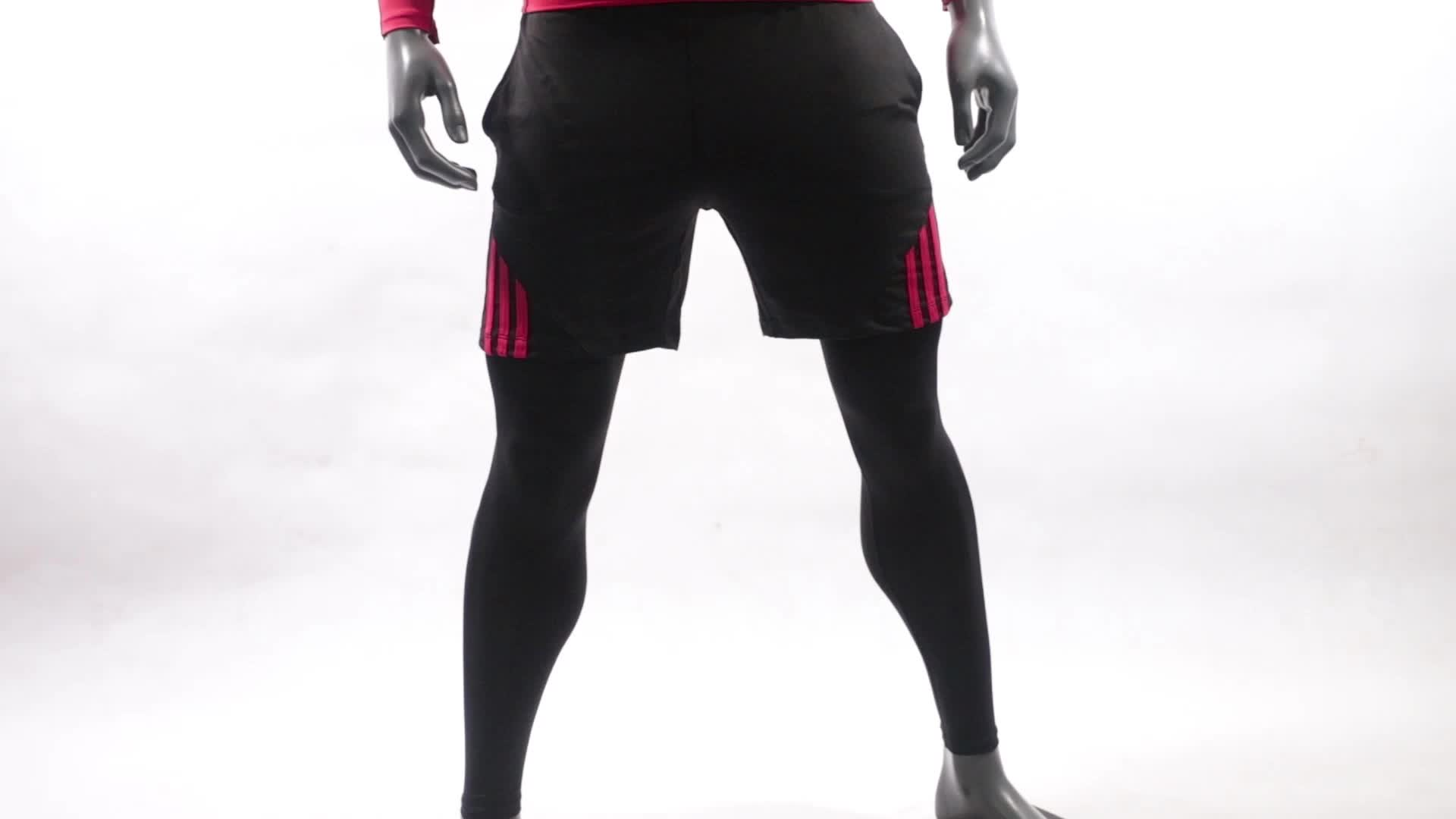 Großhandel preise Hohe qualität kompression mens yoga hosen benutzerdefinierte turnhalle tragen yoga leggings für fitness sportswear