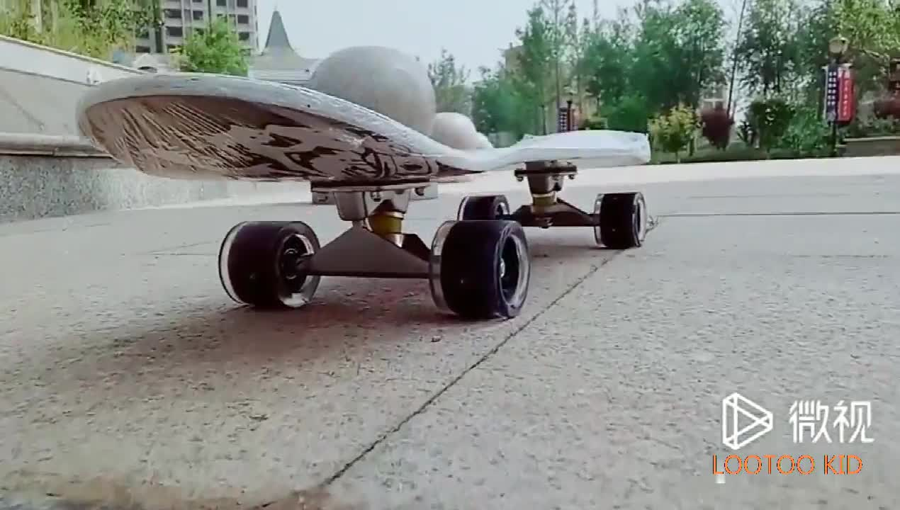 Manufacturer wholesale safety off road design your own custom china canadian maple wood deck longboard skateboard skate board