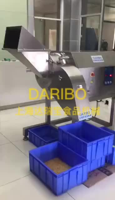 Cassava Melon Beet Potatoes Slicing Stripping Cube Cuber Vegetable Machine